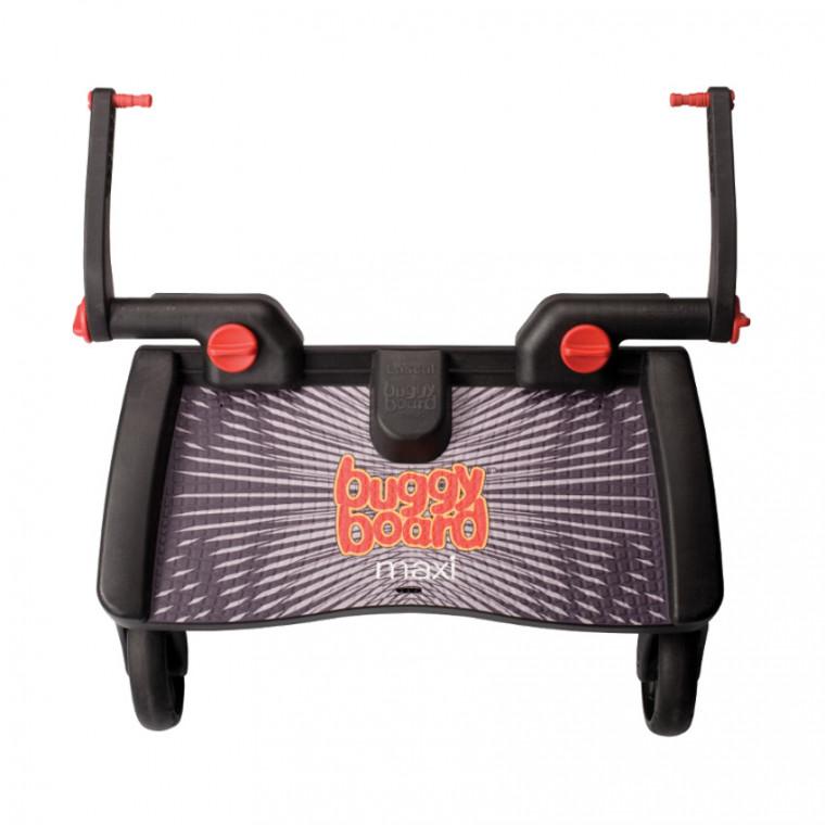 Lascal Buggyboard Maxi Meerijdplankje Zwart